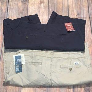 NWT 2 pair Cargo Shorts